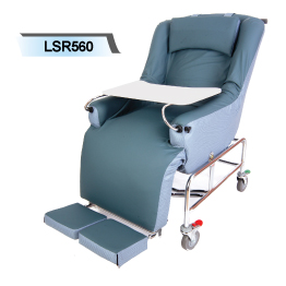 Deluxe Air Comfort Chair Tilt Bed Air Pressure