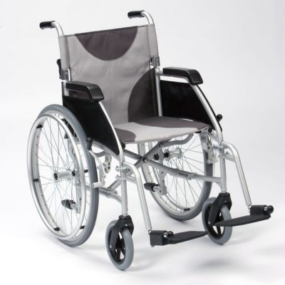 LAWC007A Ultra Lightweight Alu Wheelchair
