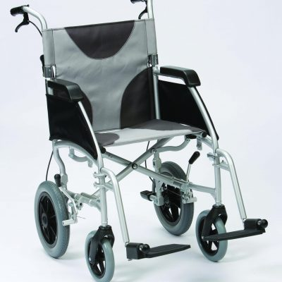 LAWC008A Ultra Lightweight Alu Wheelchair
