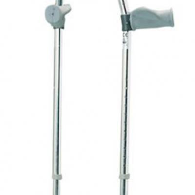Ergonomic Forearm Crutches