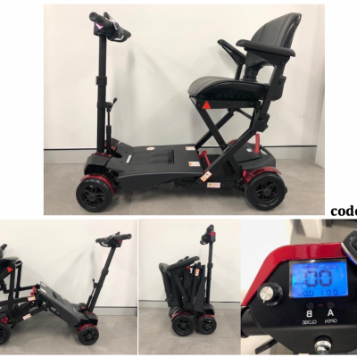 Auto Folding Scooter